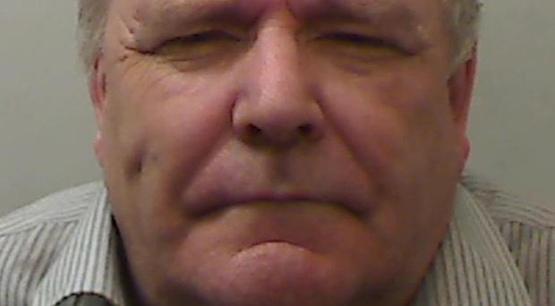 Keith Baker has been jailed for 15 years (PSNI/PA)