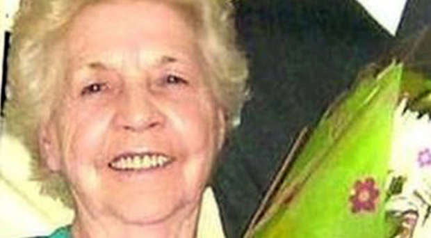 Grandmother Kathleen Fegan (81) died in a fire at a residential care home in 2012