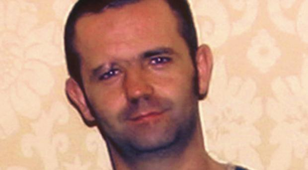 Gerard Conway was last seen in the Cookstown area at the end of January 2007 (PSNI/PA)