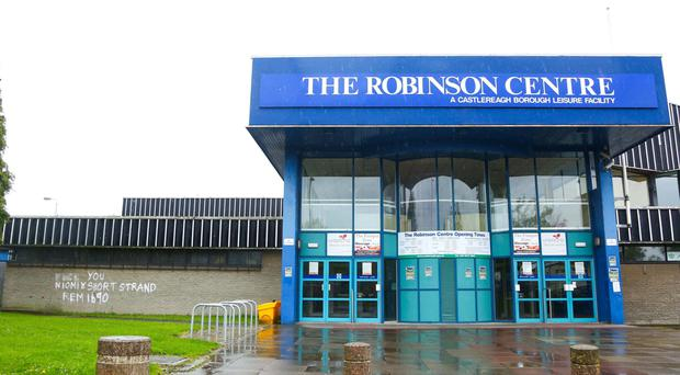 The Robinson Centre is to be demolished and rebuilt
