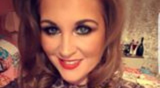 Nichola Baird who has died in a crash at Finvoy Road, Co Antrim.