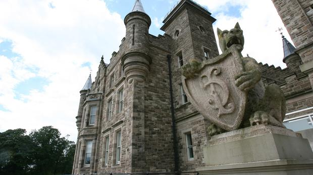 'Restrictions on the use of tap water at Stormont Castle have been put in place as a precautionary measure'