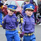 The Junior Orange Association of Ireland held its annual Easter Tuesday demonstration in Donaghadee