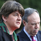 DUP leaders Arlene Foster and Nigel Dodds will be looking to make gains in the general election