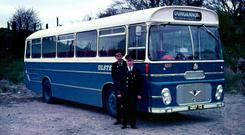 Pictures from the Ulsterbus exhibition