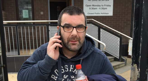 Charges: Richard McCrea