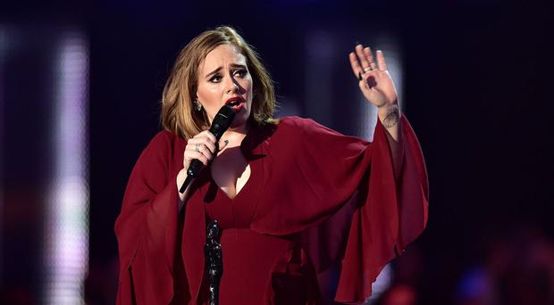 The global success of artists such as Adele, Coldplay and Ed Sheeran helped music exports rise by almost 10% in 2015