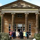 Hillsborough Castle has hosted many different events