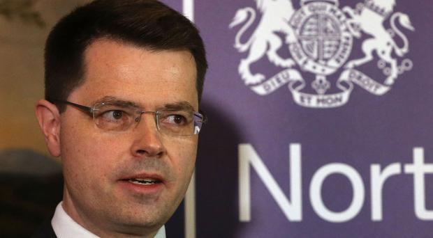 James Brokenshire published emergency legislation on Friday