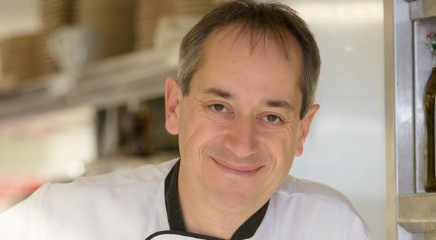 Ashford Castle's award-winning executive chef, Philippe Farineau