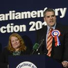 DUP's Gavin Robinson wins seat back from Alliance's Naomi Long in 2015