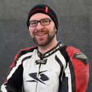 Italian rider Dario Cecconi who was critically injured in a crash at the Tandragee 100 road race