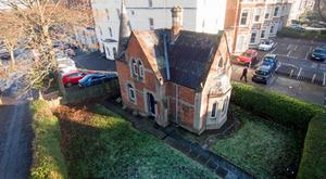 Porters Gate Lodge which is being sold