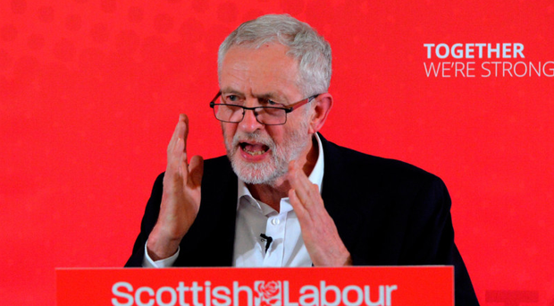 Jeremy Corbyn refuses to process Tony Blair's 'blank cheque'