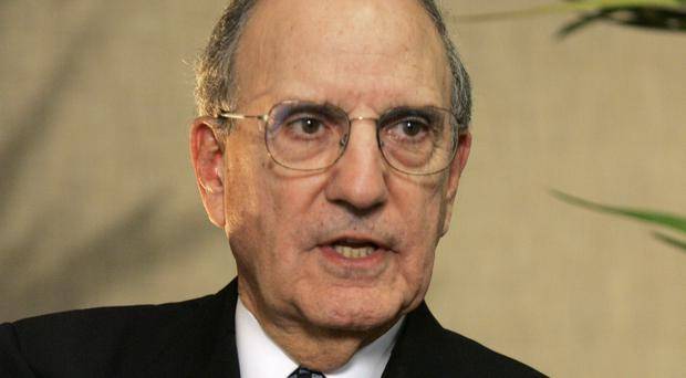 Discussions: George Mitchell