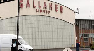 The JTI Gallaher tobacco factory in Ballymena will now close in October.