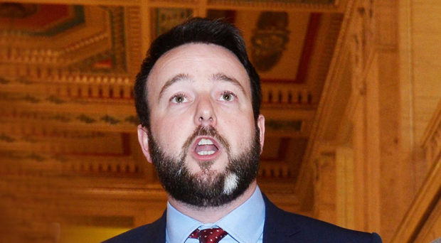 SDLP leader Colum Eastwood said the chances of an anti-Brexit pact were now slim