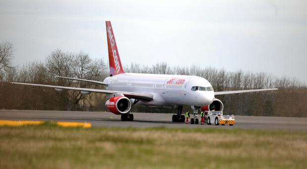 Jet2 will now have four planes in Belfast