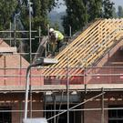 Some 157,898 new homes were registered across the financial year 2016/17, figures showed