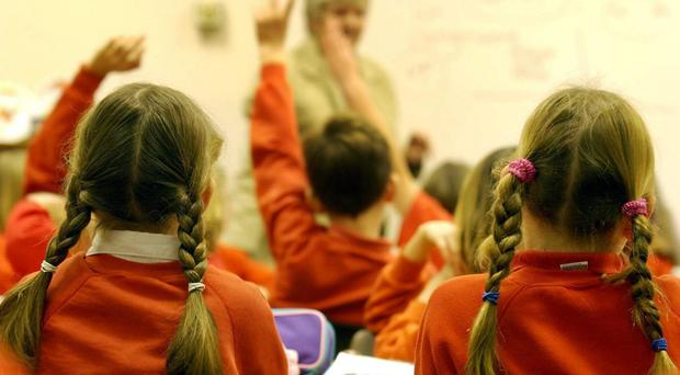 Northern Ireland has too many schools, says report author.