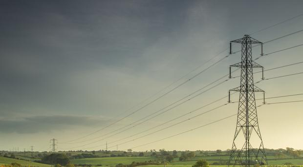 Northern Ireland's current power source is either old or not secure