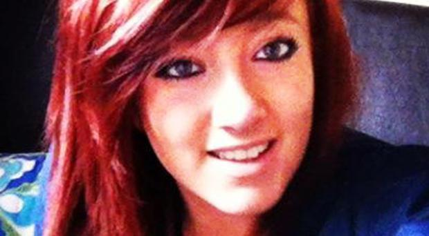 Cookstown teenager Charly-Jean Thompson, who was killed in a car crash in August 2013