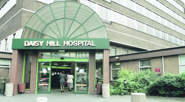 Daisy Hill's acute services to be retained