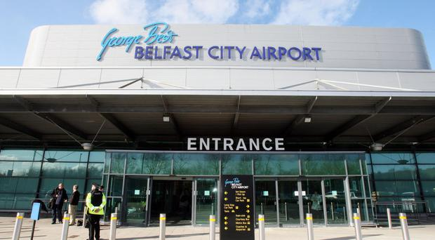 Belfast City Airport is looking at expanding and adding additional space on the first floor area of the building