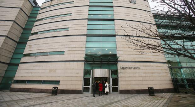 Christine Connor appeared at Belfast Crown Court