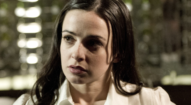 Laura Donnelly as Sarah Kay in TV show The Fall