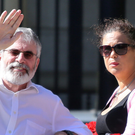 Gerry Adams could let Mary Lou McDonald (right) lead Sinn Fein