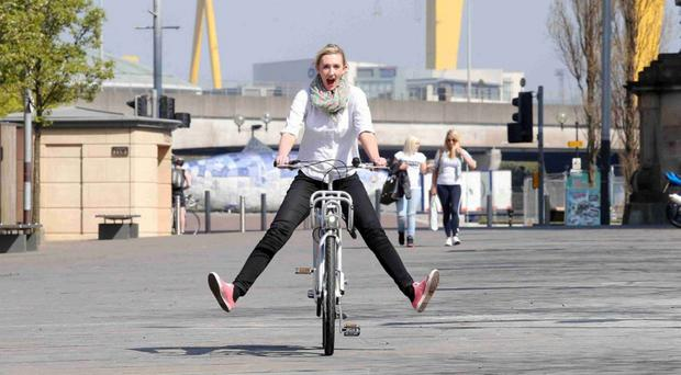 The bikes scheme has proved popular in the many areas of the city, but other parts have struggled to attract rentals and a lot of the bicycles have been vandalised
