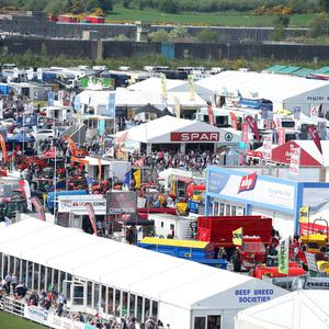 Crowds at last year's Balmoral Show
