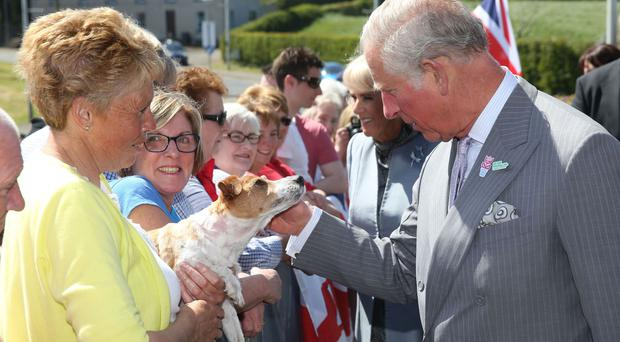 Final Day Of Royal Visit To Ireland