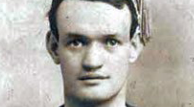 Patrick O'Connell during his playing days