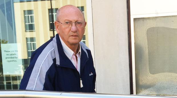 Dennis Light (70) is said to have kept money he promised to invest
