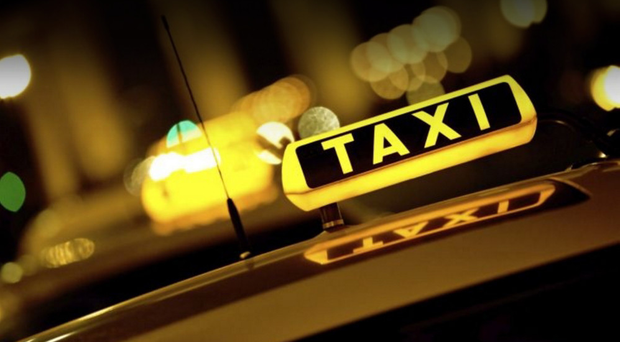 A self-proclaimed eco-warrior rubbished claims that taxis acted as a