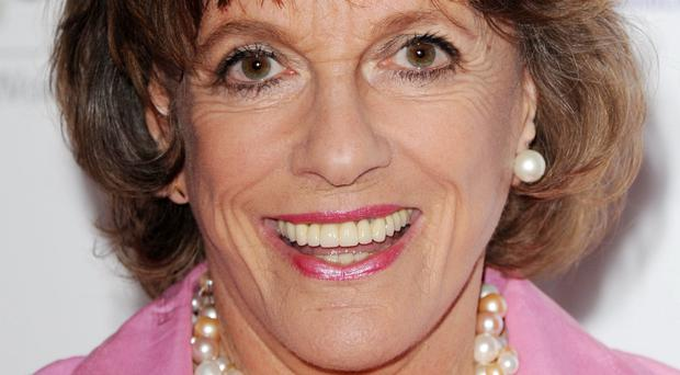 Childline president Dame Esther Rantzen has spoken of her concern