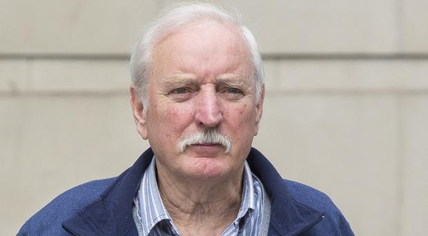 Accused: Ivor Bell
