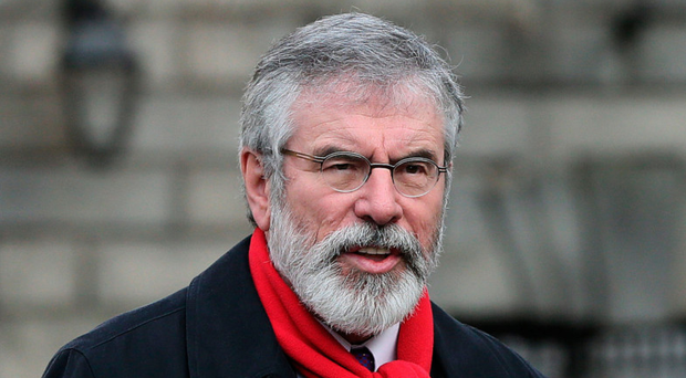Document: Gerry Adams