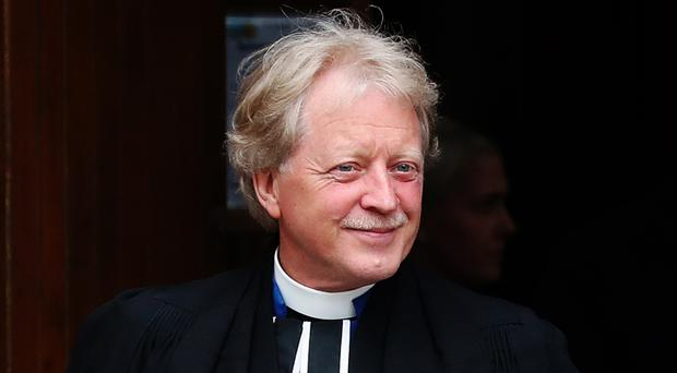 Rev David Latimer attended the funeral of Brendan Duddy at St Eugene's Cathedral in Londonderry and paid public tribute to his peacemaking efforts