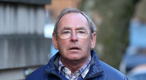 Former TV weatherman Fred Talbot