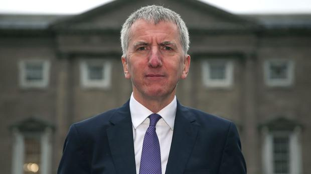 Sinn Fein's Mairtin O Muilleoir raised questions over a major donation to the DUP during the EU referendum campaign last year