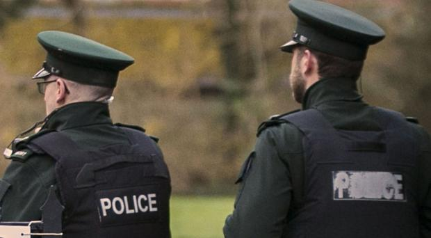 PSNI officers are probing the origin of four pipe bombs discovered