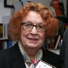 Literary leader: Ruth Dudley Edwards