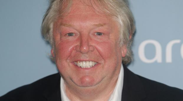 The awards were presented by broadcaster Nick Ferrari.
