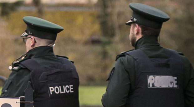 Two teens arrested following Portadown death