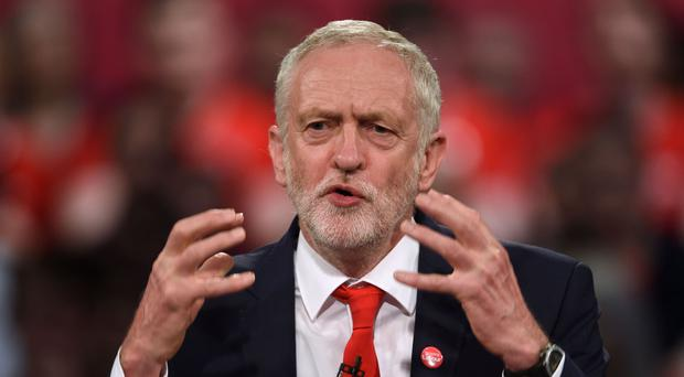 Jeremy Corbyn Labour Party overtakes Theresa May Tories in Wales poll