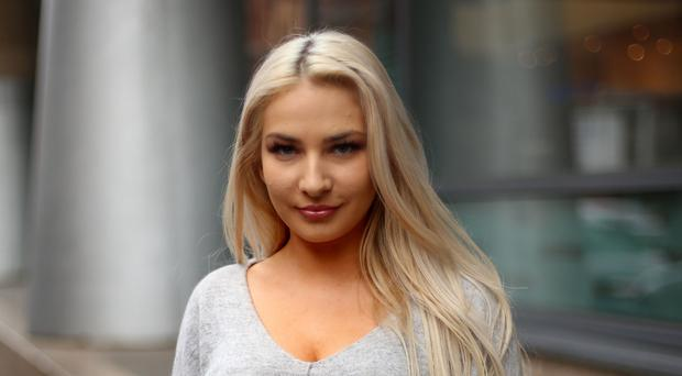 Laura Lacole is due to wed footballer Eunan O'Kane in Northern Ireland
