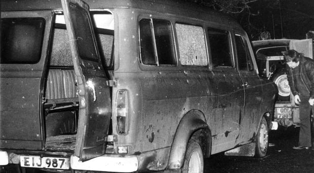 A mother whose son died in the Kingsmill massacre was told by an Army officer that the military was ordered not to go on patrol on the day of the killings, an inquest has heard